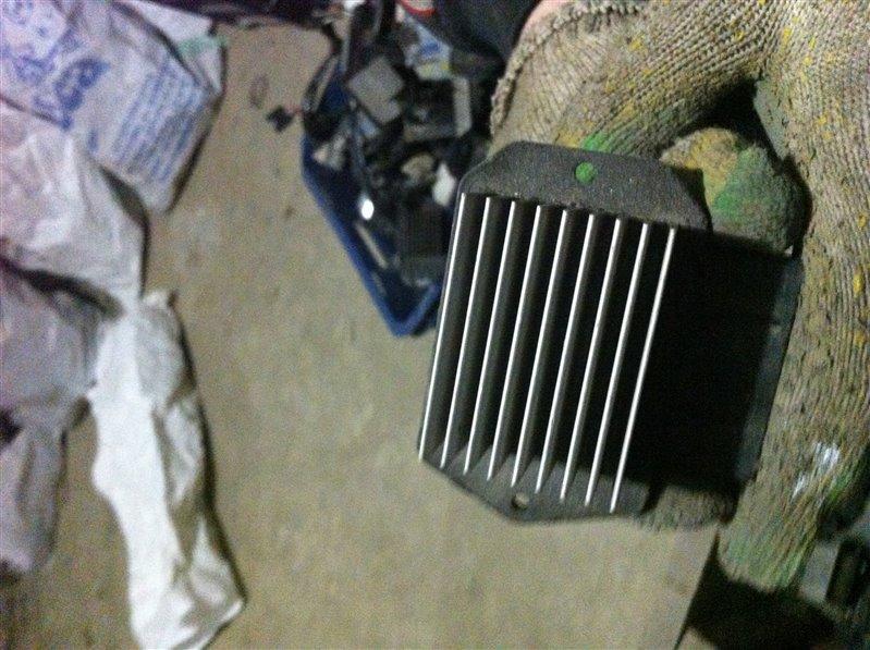 Резистор реостат отопителя печки Lexus Gx470 120
