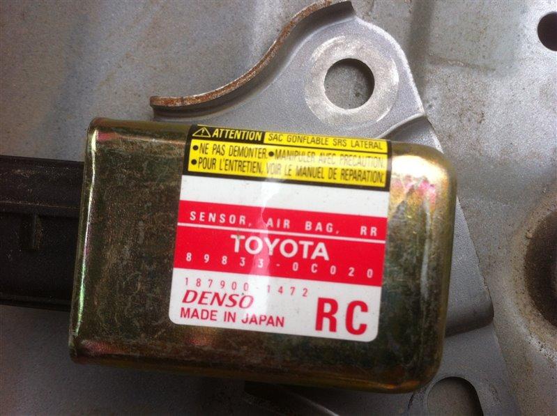 Датчик airbag Toyota Sequoia UCK45 2UZ FE 2005
