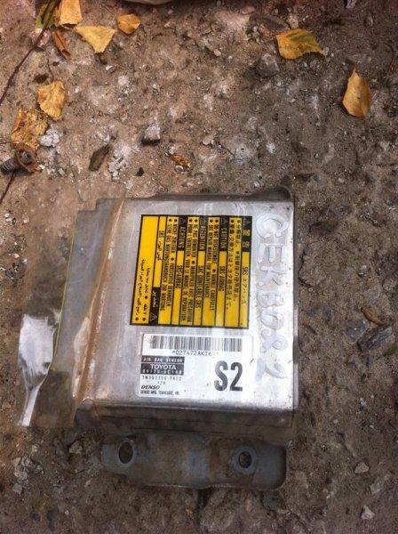 Блок управления airbag Toyota Sequoia UCK45 2UZ FE 2005