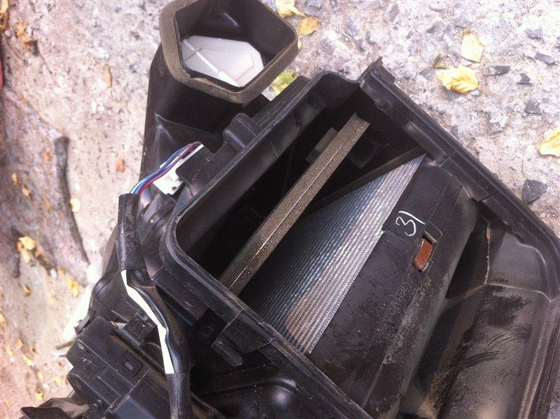 Радиатор печки Toyota Sequoia UCK45 2UZ FE 2005