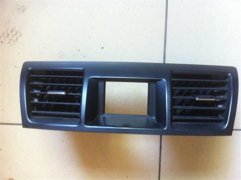 Дефлектор. регулятор воздушного потока Toyota Highlander GSU45. GSU40 2GR 2012