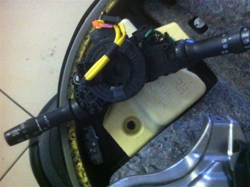 Кольцо srs. шлейф-лента Toyota Highlander GSU45. GSU40 2GR 2012