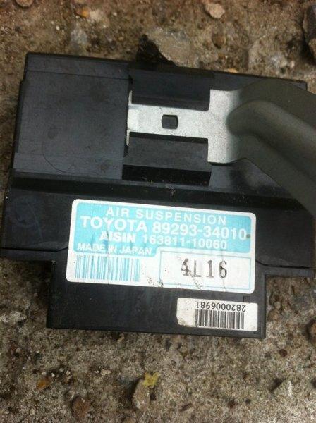 Блок управления подвеской Toyota Sequoia UCK45 2UZ FE