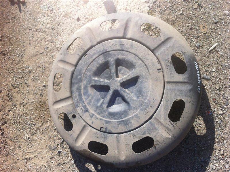 Кожух запасного колеса Toyota Highlander GSU45. GSU40 2GR 2012