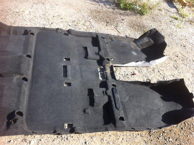 Ковровое покрытие-пол Toyota Highlander GSU45. GSU40 2GR 2012