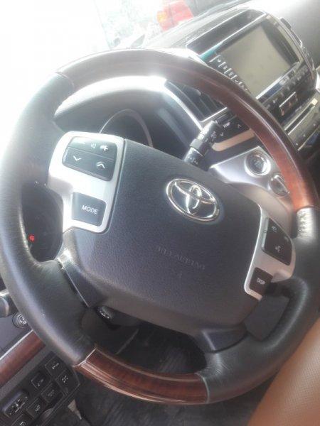 Airbag подушка безопасности на руль Toyota Land Cruiser 200 1VD