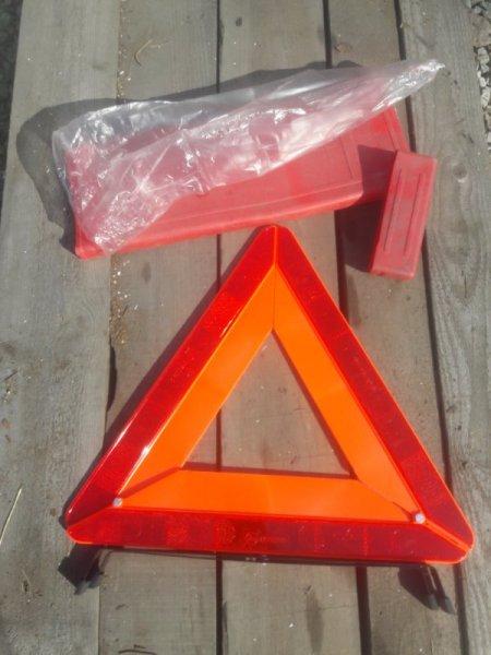 Знак аварийной остановки Toyota Honda Nissan Mitsubishi