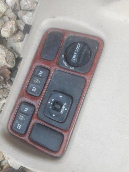 Блок управления зеркалами Toyota Land Cruiser UZJ100 2UZFE 1998