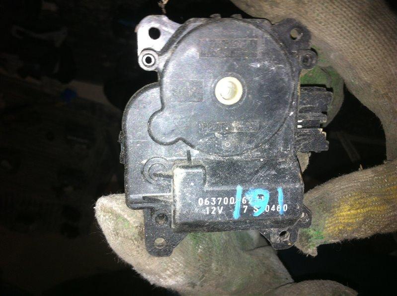 Сервопривод заслонок печки Toyota Aristo 161