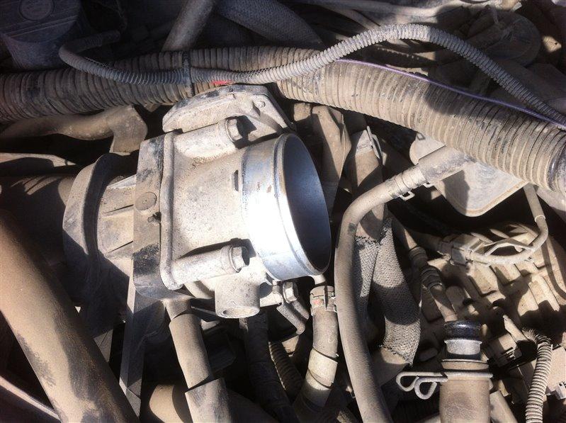 Дроссельная заслонка Toyota Highlander GSU45. GSU40 2GR 2012
