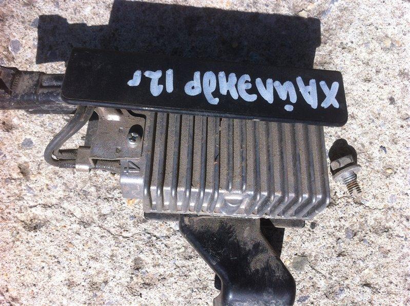 Резистор бензонасоса Toyota Highlander GSU45. GSU40 2GR 2012