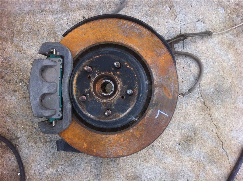Тормозной диск Toyota Highlander GSU45. GSU40 передний