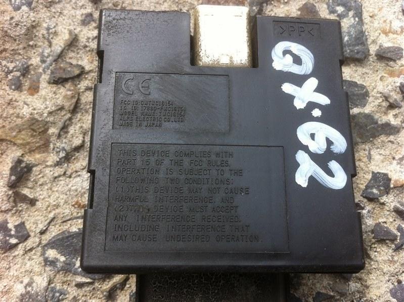 Блок управления Infiniti Qx56 62 VK56 2011