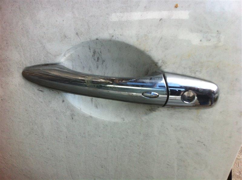 Ручка двери внешняя Infiniti Qx56 Z62 2011 передняя левая