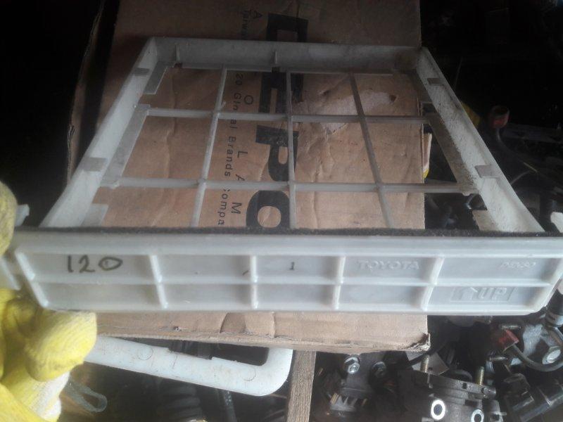 Рамка корпус салонного фильтра Toyota Corolla NZE121, NZE122, ZZE121, ZZE122 1NZFE, 1ZZFE 2001