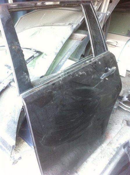 Форточка двери Nissan Patrol 62 задняя левая