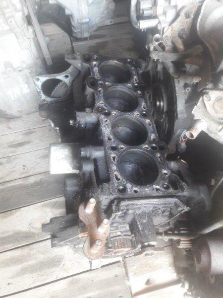 Блок двигателя Mazda Demio DW5W B5 1999