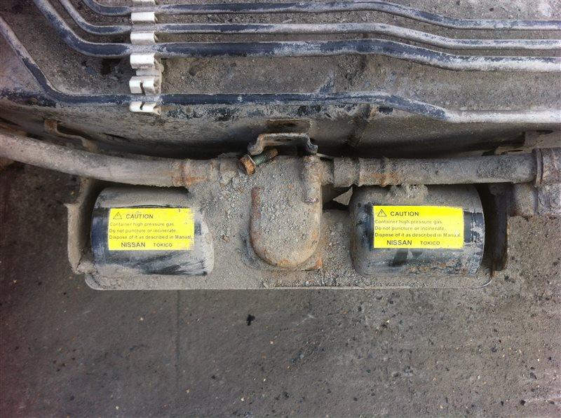 Гидроаккумулятор Nissan Patrol 62 VK56VD