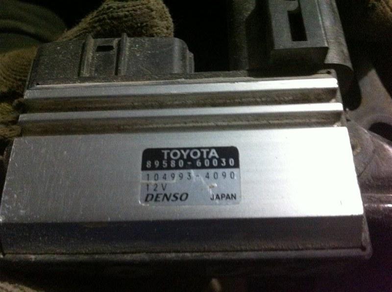 Блок управления форсунками Toyota Land Cruiser 100