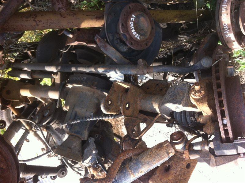 Чулок переднего моста Jeep Grand Cherokee WJ 4.7
