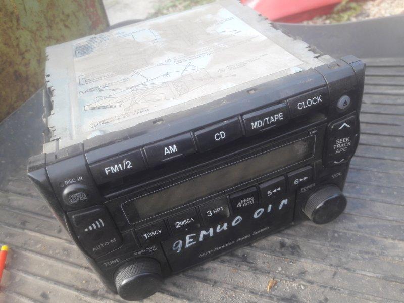 Магнитола Mazda Demio DW3W B3 2001