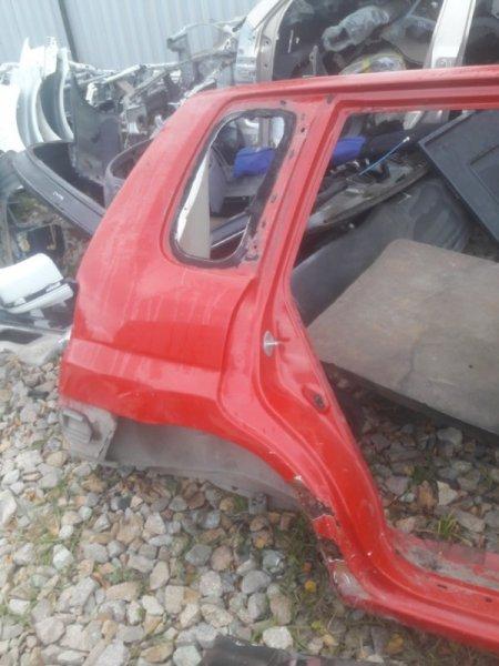 Крыло Mazda Demio DW3W B3 2001 заднее правое
