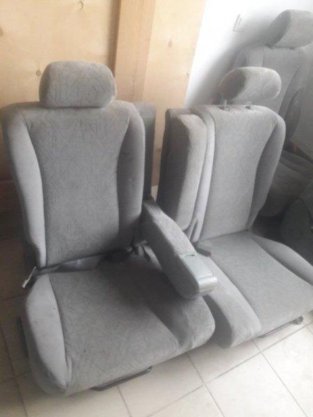 Сиденье Toyota Vista Ardeo ZZV50, SV50, ZZV55, SV55 1ZZFE, 3SFE, 1AZFSE 1999 заднее