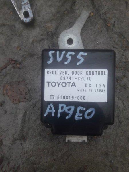 Блок управления дверьми Toyota Vista Ardeo ZZV50, SV50, ZZV55, SV55 1ZZFE, 3SFE, 1AZFSE 1999