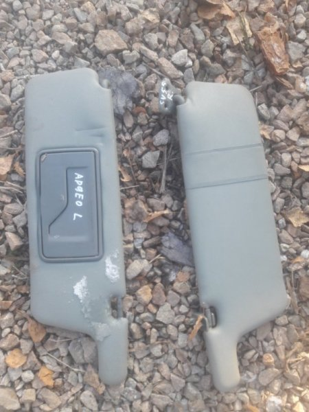 Козырек солнцезащитный Toyota Vista Ardeo ZZV50, SV50, ZZV55, SV55 1ZZFE, 3SFE, 1AZFSE 1999