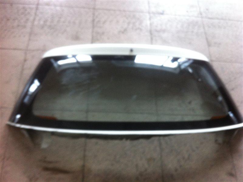 Стекло Mazda Demio DE3FS 2010 заднее