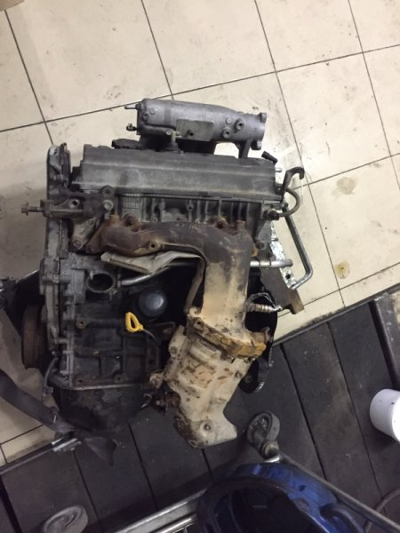 Двигатель Toyota Corona 190 3SFE