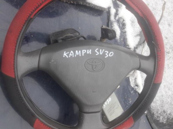 Руль Toyota Camry SV35, SV30, SV32, SV33 3SFE, 4SFE 1992