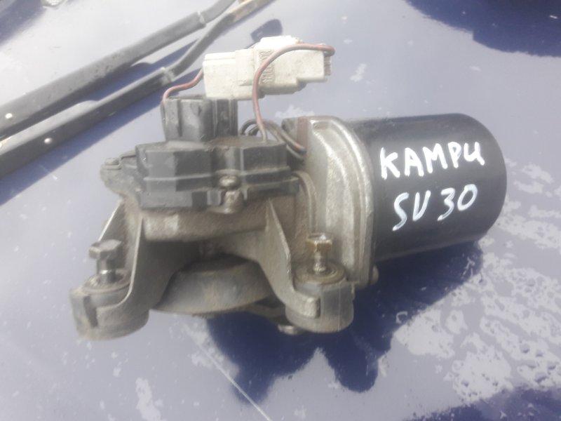 Мотор дворников двигатель стеклоочистителя Toyota Camry SV35, SV30, SV32, SV33 3SFE, 4SFE 1992