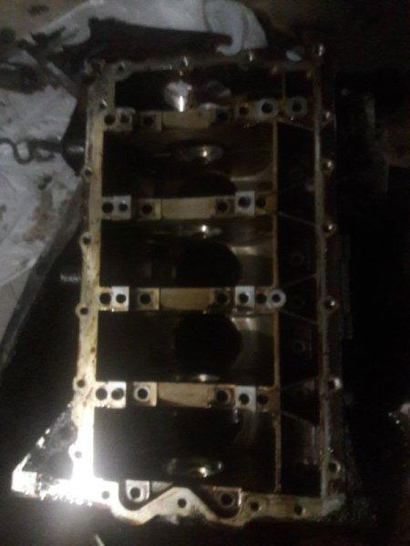 Блок двигателя Bmw 318I E46 N42B20AB, N42B18AB 2003