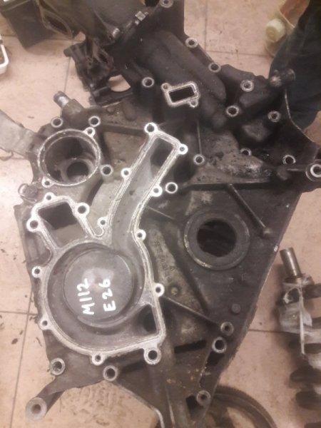 Лобовина двигателя Mercedes-Benz C240 W203 M112 E26 2002