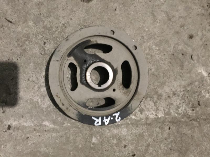 Шкив коленвала Toyota Camry 50 2AR 2012