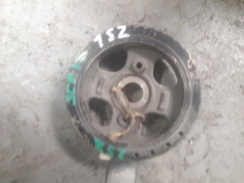 Шкив коленвала Toyota Vitz NCP10 1SZFE