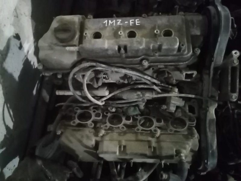 Двигатель Toyota 1MZFE
