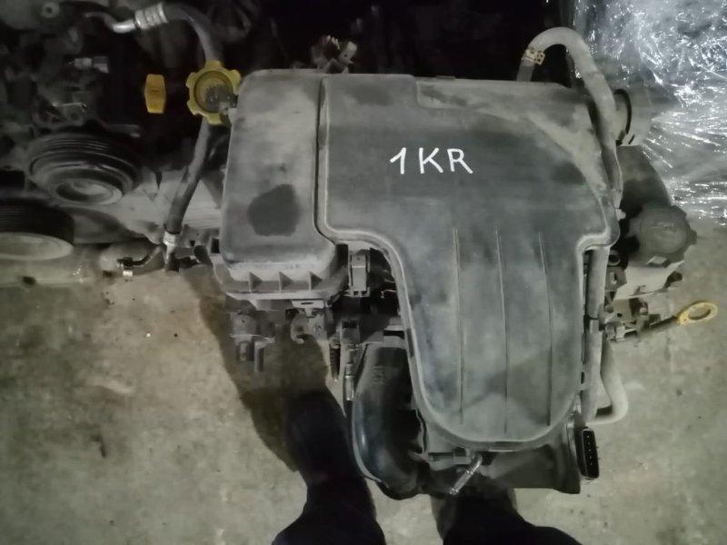 Двигатель Toyota 1KRFE