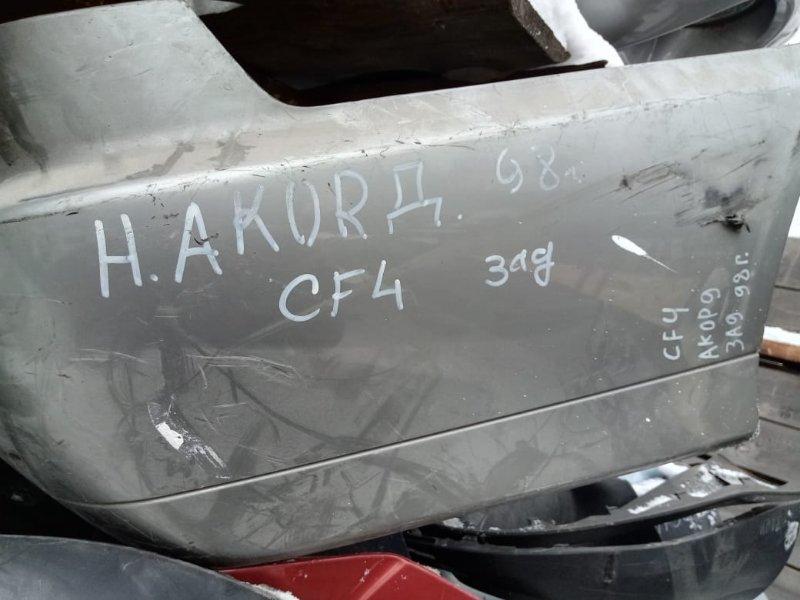 Бампер Honda Accord CF3, CF4, CF5, CF6 F20B 2000 задний