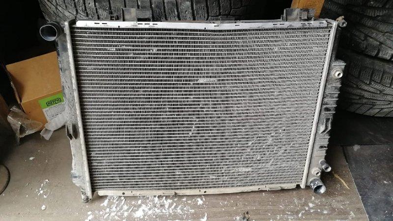 Радиатор двс Mercedes-Benz E240 WDB210 M112.911 E24 1998
