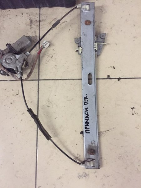 Стеклоподъемный механизм Mazda Premacy CP8W 2001 передний правый