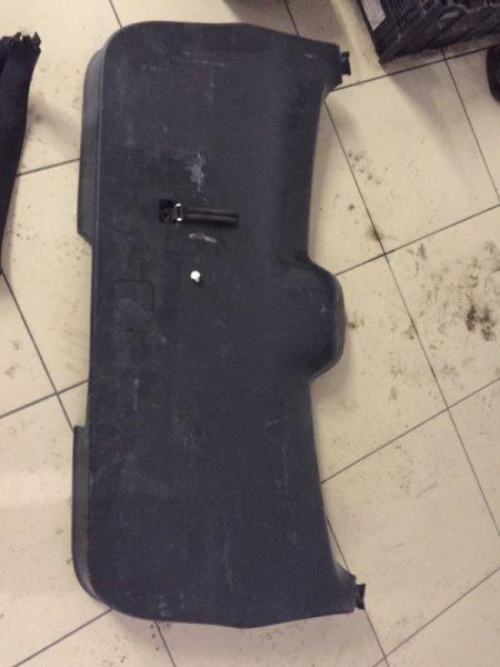 Обшивка крышки багажника Toyota Highlander GSU45. GSU40 2012