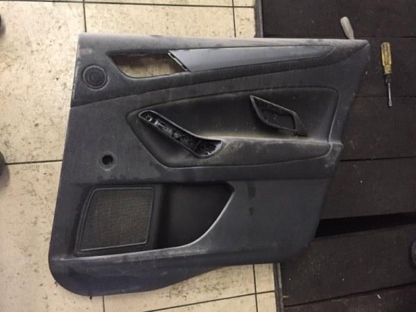 Обшивка двери Ford Mondeo 4 2011 задняя правая