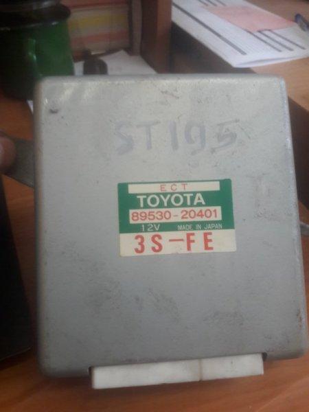 Блок управления акпп Toyota Caldina ST195, ST190, ST191, ST196 3SFE 1996