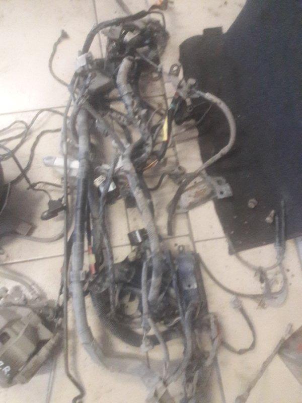 Проводка электрическая Toyota Caldina ST195, ST190, ST191, ST196 3SFE 1996