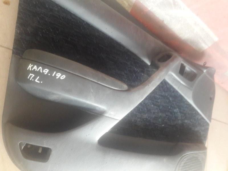 Обшивка двери Toyota Caldina ST195, ST190, ST191, ST196 3SFE 1996