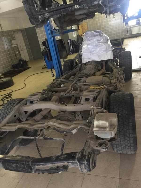 Рама Lexus Lx570 200 3UR 2012