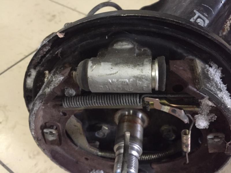 Тормозной цилиндр Honda Civic EK2. EK3 задний
