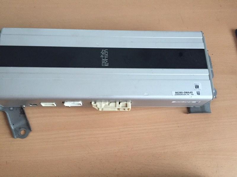 Усилитель звука Lexus Lx570 200 2012
